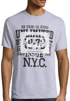 Ecko Unlimited Unltd. Short-Sleeve Messed Up Tee