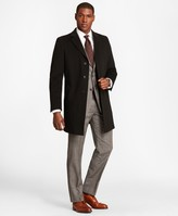 Brooks Brothers BrooksStorm Short Town Coat