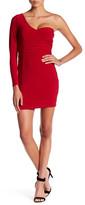 Trixxi One Shoulder Bodycon Dress