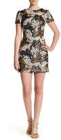 Dress the Population Short Sleeve Sequin Beverly Dress