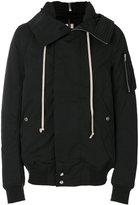 Rick Owens hooded jacket
