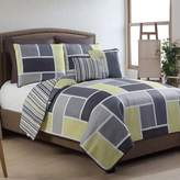 Victoria Classics Vcny Morgan 7-pc. Reversible Quilt Set
