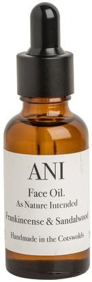 Ani Skincare Frankincense & Sandalwood Face Oil