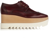 Stella McCartney Elyse lace-up platform brogues