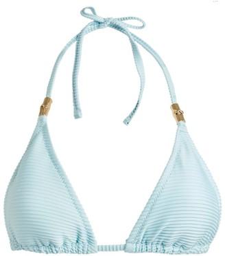 Heidi Klein Padded Triangle Bikini Top