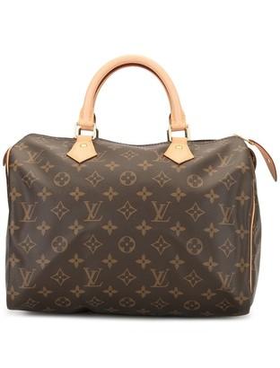 Louis Vuitton pre-owned Speedy 30 tote