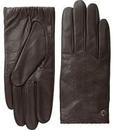 Cole Haan Whipstitch Shortie Leather Glove