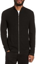 Theory Men's Avell Trim Fit Zip Sweater