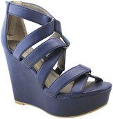 Michael Antonio Rett Womens Wedge Sandals