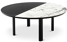 Calligaris Bam Round Cocktail Table