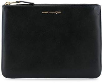 Comme des Garcons top zipped wallet