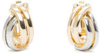 Barcs R743CE-T/T Metal Clip Earrings Two