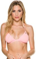 O'Neill Salt Water Solids Halter Bikini Top