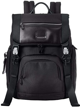 Tumi Alpha Bravo Lark Backpack (Black) Backpack Bags