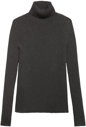 Banana Republic Ribbed Turtleneck Sweater