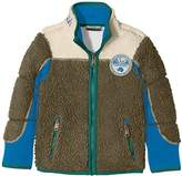 Napapijri Boy's K Yupik Stand Sweatshirt