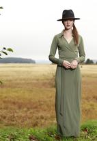 Shabby Apple Marlie Maxi Dress Olive