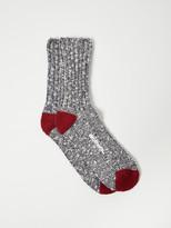 Druthers Slub Crew Socks