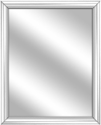 PTM Images Over the sink Vanity Mirror, White, 25x31
