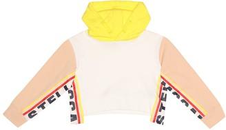 Stella McCartney Cotton jersey hoodie