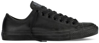 Converse Chuck Taylor All Star Ox Mono Leather High Top Trainers
