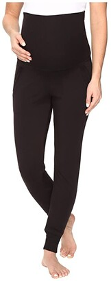 Beyond Yoga Cozy Fleece Maternity Sweatpants