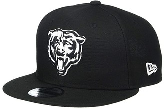 New Era NFL Basic Snap 9FIFTY(r) Snapback Cap - Chicago Bears (Black 1) Caps