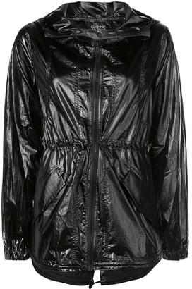Cushnie hooded jacket