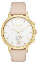 Kate Spade Women's Metro Grand Smart Watch, 40Mm
