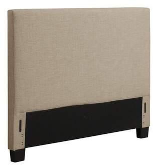 Modus Designs Furniture Samuel Upholstered Panel Headboard Furniture Size: King