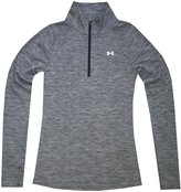 Under Armour Women HeatGear UA Tech Twist Half Zip Long Sleeve Shirt (XS, )