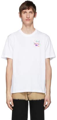 Carne Bollente White Les Cavaliers De Lapocalips T-Shirt