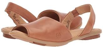 Børn Trang (Yellow Full Grain Leather) Women's Shoes