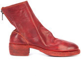 Guidi rear zip boots - women - Horse Leather - 39