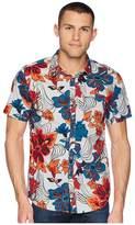 Billabong Sundays Floral Short Sleeve Shirt Men's Short Sleeve Button Up