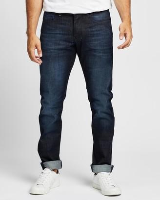 Armani Exchange 5 Pocket Slim Jeans