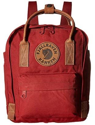 Fjallraven Kanken No. 2 Mini (Deep Red) Bags
