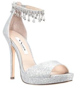 Nina Feya Platform Dress Sandals Women's Shoes