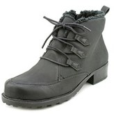 Trotters Snowflakes Iii Ww Round Toe Synthetic Ankle Boot.