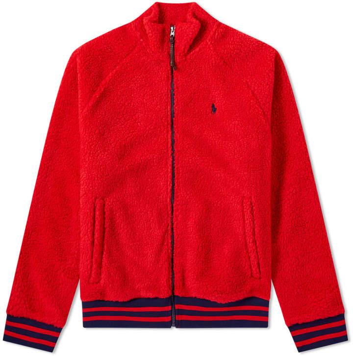1892a2aa2 Ralph Lauren Red Fleece - ShopStyle