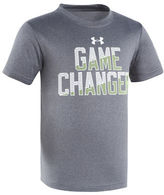 Under Armour Heathered Game Changer Knit T-Shirt