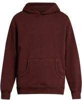 Simon Miller Mazunte hooded cotton sweatshirt