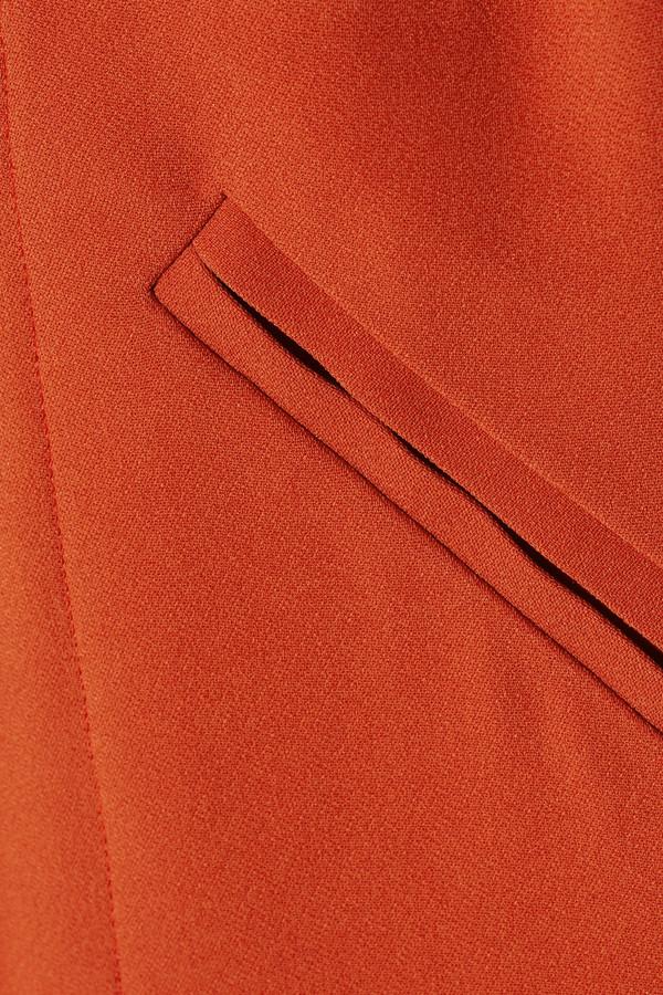 Stella McCartney Elia crepe mini dress