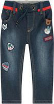 Catimini Boy regular fit fleece jeans