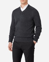 N.Peal The Mayfair V Neck Cashmere Jumper