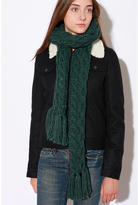 BDG Cableknit Scarf