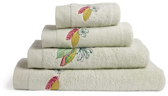 Yves Delorme Riviera Hand Towel 55Cm X 100Cm