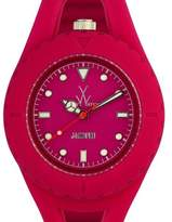 Toy Watch ToyWatch Jelly Looped Pink Women's Watch JL04PS