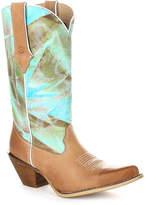 Durango Women's Stitch Western Cowboy Boot