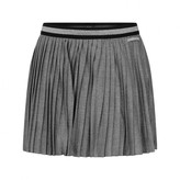 Frankie Morello Frankie MorelloGirls Grey Pleated Joy Skirt